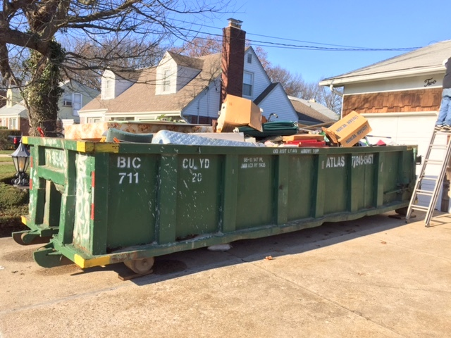 Dumpster Rental Benefits